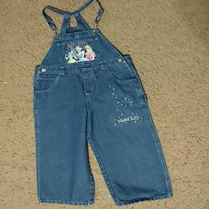 Disney Bottoms Baby Overalls With Winnie The Pooh Poshmark